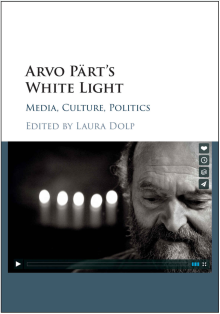 BOOK COVER Arvo Parts White Light