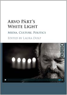 BOOK COVER Arvo Parts White Light